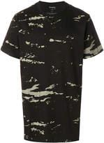 MHI tiger stripe print T-shirt