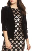Eliza J Women's Velvet Blazer