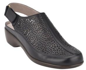 Easy Spirit Dawn Women's Slingback Heel Clogs Women's Shoes