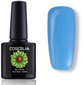 Coscelia Gel Nail Polish Set Gorgeous Soak Off Gel Nail Lacquer Nail Art Manicure High-gloss