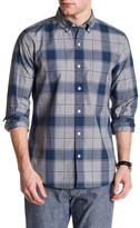 Bonobos Long Sleeve Plaid Slim Fit Woven Shirt
