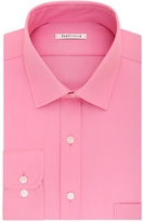 Van Heusen Big & Tall Regular-Fit Flex Collar Pincord Wrinkle-Free Dress Shirt