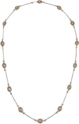 """John Hardy Jaisalmer 18K Gold & Sterling Silver Sautoir Necklace, 36"""""""