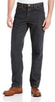 Dickies Men's Big Washed Relaxed Fit Carpenter Jean, Indigo Blue, 46x32