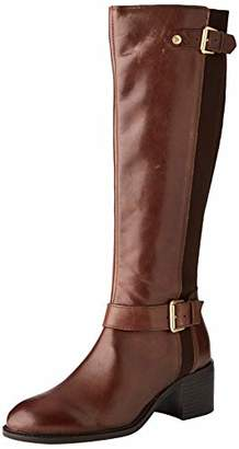 Dune London Dune Ladies TILDAA Block Heel Knee High Boot Size UK 5