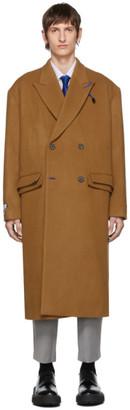 ADER error Tan Sherlock Double Coat