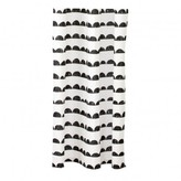 ferm LIVING Half-moon Shower Curtain