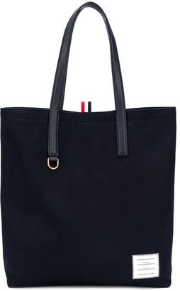 Thom Browne Lined Tote Bag