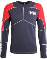 Helly Hansen Undershirt Graphite Blue/flag Red