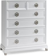 Jonathan Adler Crafted by Fisher Price® 6-Drawer Chest in White