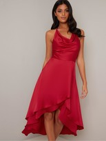 Chi Chi London Carson Dress - Red