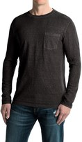 Gramicci Hemp-Organic Cotton Shirt - Crew Neck, Long Sleeve (For Men)