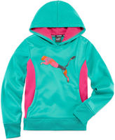 Puma Fleece Pullover Hoodie - Girls 7-16