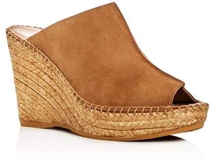 ea099ef1029 Women's Cici Platform Wedge Espadrille Slide Sandals
