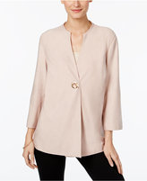 JM Collection Toggle-Button Blazer, Only at Macy's