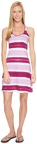 Life is Good Stripe Racerback Dress Women's Dress