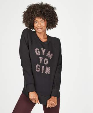 Sweaty Betty Crew Neck Sweatshirt