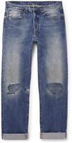 Levi's 1976 501 Selvedge Denim Jeans