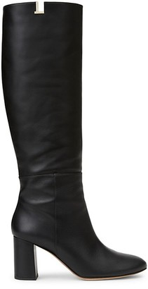 Lafayette 148 New York Vale Knee-High Leather Boots