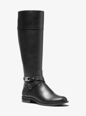 MICHAEL Michael Kors Kincaid Leather Riding Boot