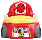 Bed Bath & Beyond The First YearsTM Hero in Training 2-in-1 Potty System in Red/Yellow
