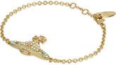 Vivienne Westwood Kika pavé orb bracelet