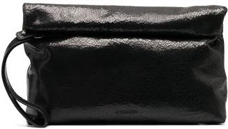 Ann Demeulemeester Folded Clutch Bag