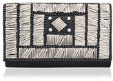 Nina Aricca Faux Leather Convertible Clutch