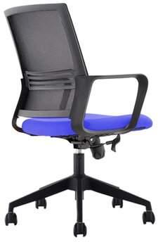 Gurney Slade Mesh Task Chair Ebern Designs Upholstery Color: Blue