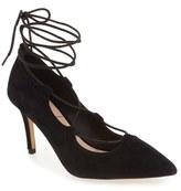 Sole Society 'Madeline' Lace-Up Pump (Women)