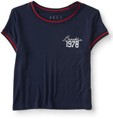 Free State Brooklyn 1978 Crop Baby Tee