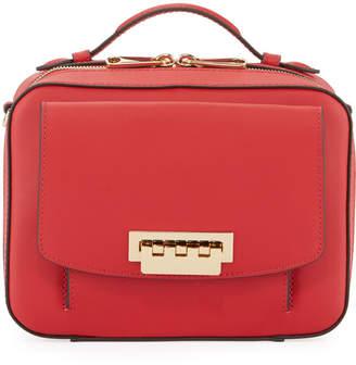 Zac Posen Earthette Top Handle Box Bag