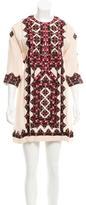 Figue Mina Silk Dress w/ Tags
