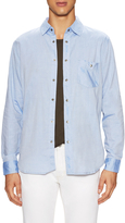 Hudson Men's Weston Chambray Sportshirt