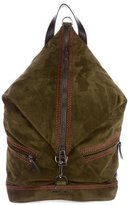 Jimmy Choo Fitzroy Suede Backpack w/ Tags