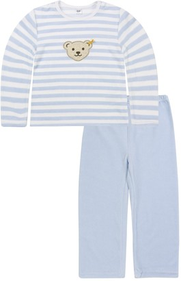 Steiff Girl's 0006575 2Pcs Playsuit Clothing Set