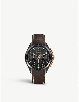 Rado R32168155 HyperChrome automatic chronograph watch