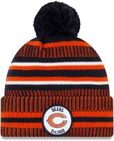 New Era NFL Chicago Bears Sideline Home Official Pom-Pom Toque