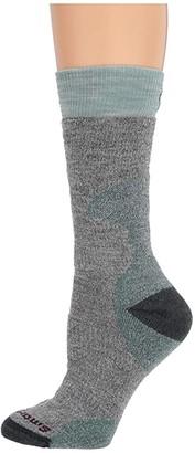 Smartwool PhD(r) Pro Medium Crew (Chestnut) Women's Crew Cut Socks Shoes