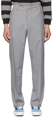 Noon Goons Grey D8 Dress Trousers
