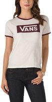 Vans V Tangle Ringer T-Shirt
