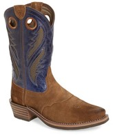 Ariat Men's Heritage Roughstock Venttek Cowboy Boot