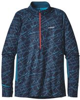 Patagonia Men's All Weather Zip-Neck