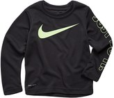 Nike Toddler Boy Just Do It Dri-FIT Thermal Tee
