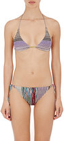 Missoni Women's Abstract String Bikini
