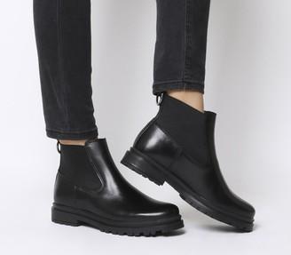 Shoe The Bear Akira Chelsea Boots Black Leather