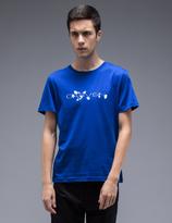 Carven Ginkgo Print Logo S/S T-Shirt