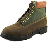 Timberland Youths 6-Inch Premium Leather Boots 5.5 US