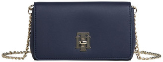 Tommy Hilfiger Turn Lock Mini Crossover Bag
