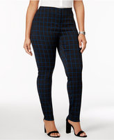 Alfani Plus Size Hollywood Ankle Pants, Created for Macy's